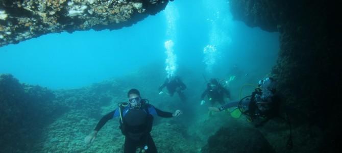Jarní potápění v Chorvatsku 2020