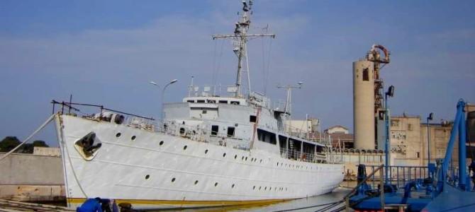Loď prezidenta Tita bude potopena