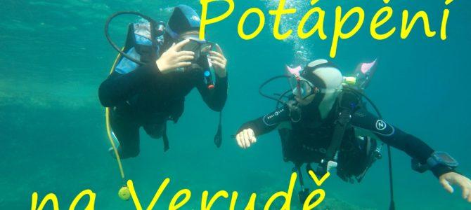 Potápění v Chorvatsku na ostrově Veruda